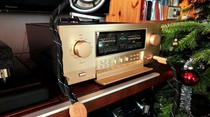 Ampli Accuphase E-600 – Nối tiếp thành công của Accuphase D-560