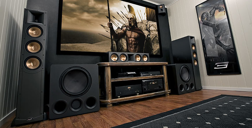 dong loa Klipsch Reference II