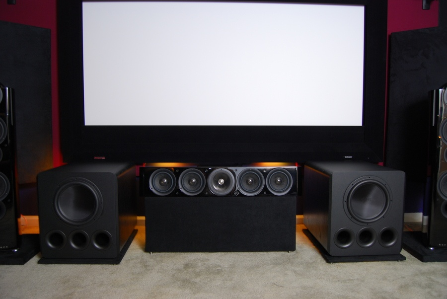 dong loa KEF Reference 3