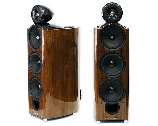 dong loa KEF Reference