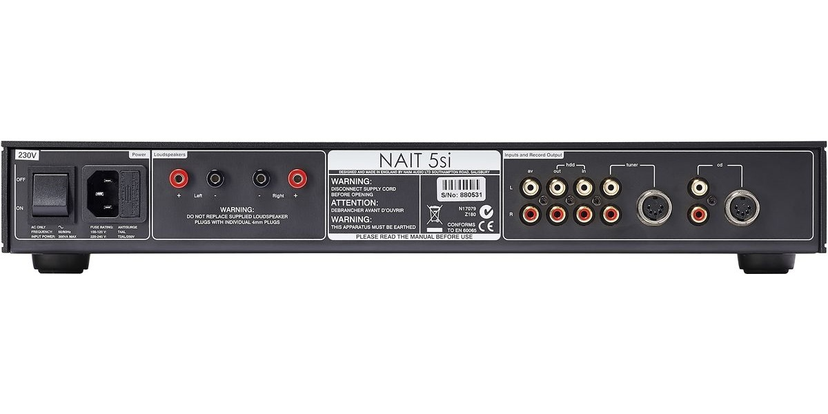 Naim Audio NAIT 5si 2