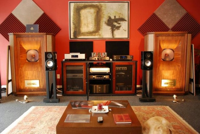 Tannoy Westminster Royal SE 3