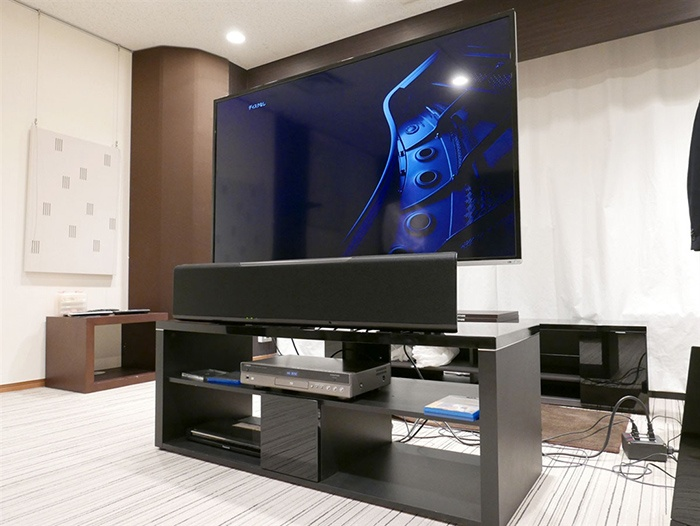 avshow 2016 yamaha ysp 5600 m u loa soundbar dolby. Black Bedroom Furniture Sets. Home Design Ideas