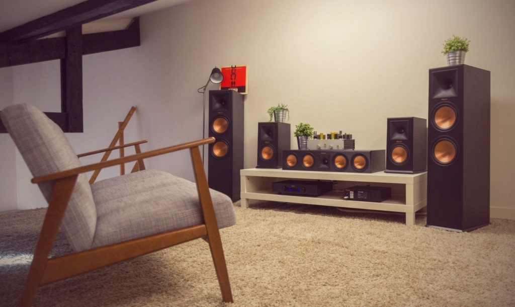 dong loa Klipsch Reference Premiere 2