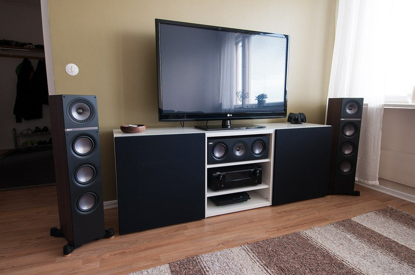 dong loa KEF Q Series chat luong