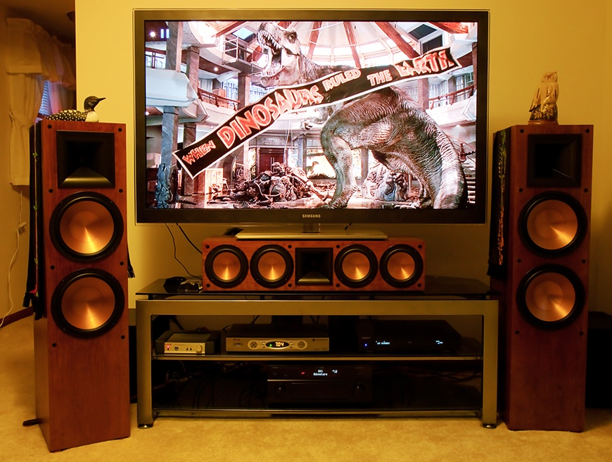 dong loa Klipsch Reference II tot