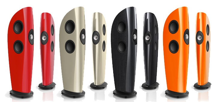 dong loa KEF Blade chat luong