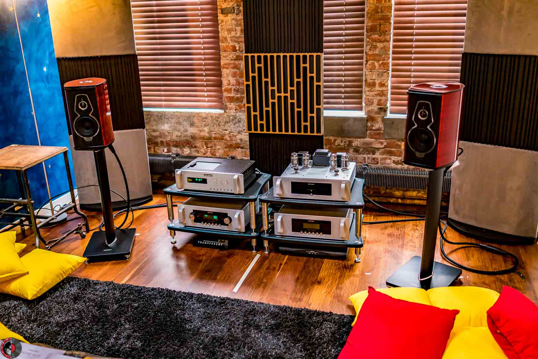 dong loa Sonus Faber Homage Tradition 2