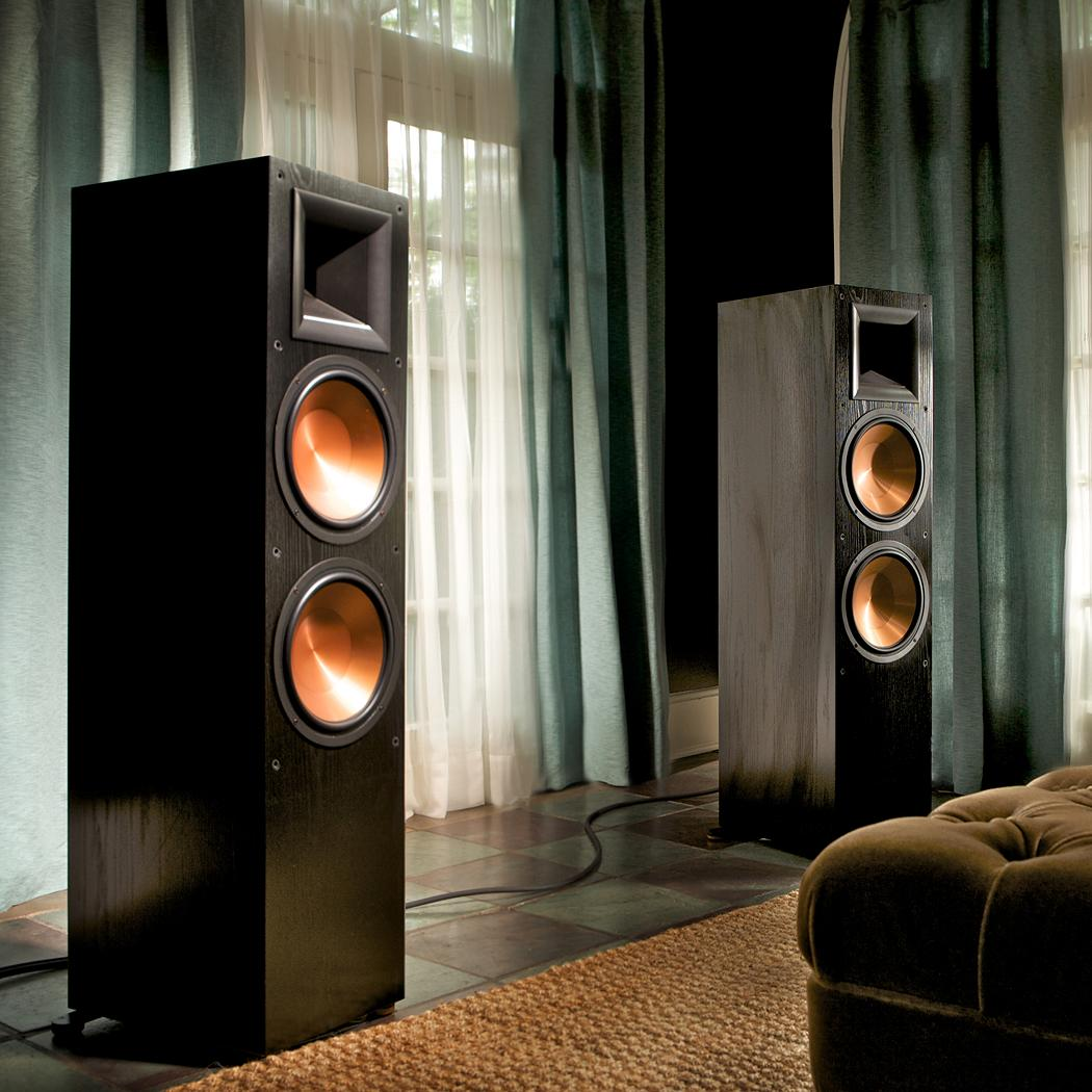 dong loa Klipsch Reference II chat luong