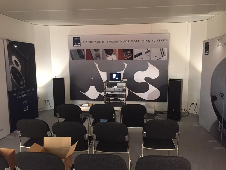 ATC at High End Munich 2017