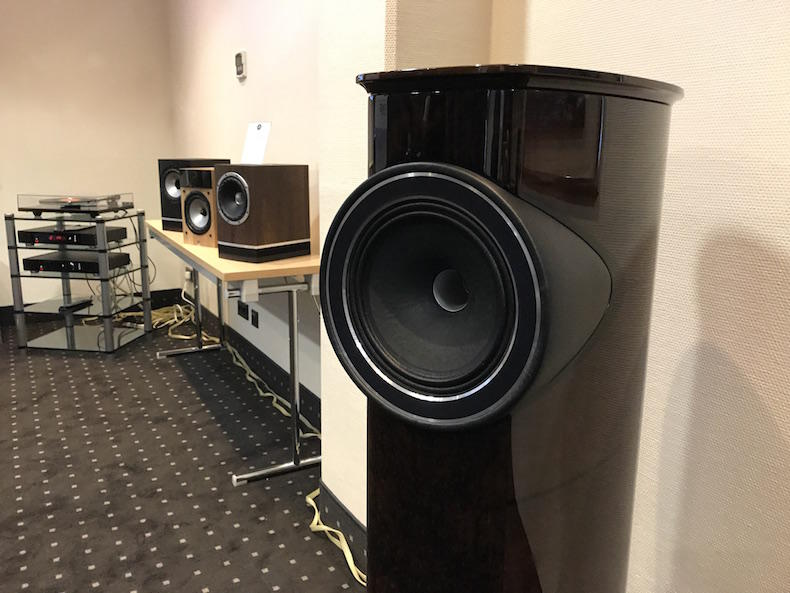 Fyne Audio tai Munich High End Show 2017