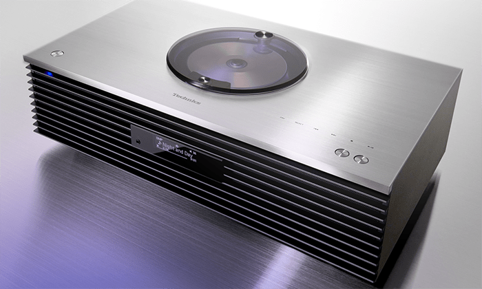 Technics announces SC-C70 all-in-one stereo system