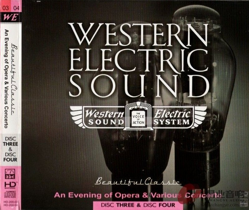 Album Western Electric Sound The Soul Of Stradivari tot