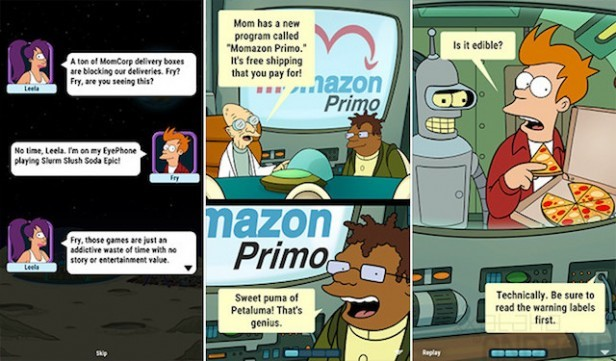 game WHAT IS FUTURAMA hay