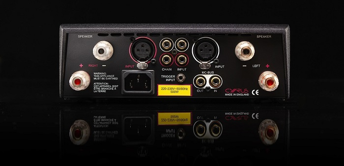 Ampli cyrus audio stereo 200 chat luong