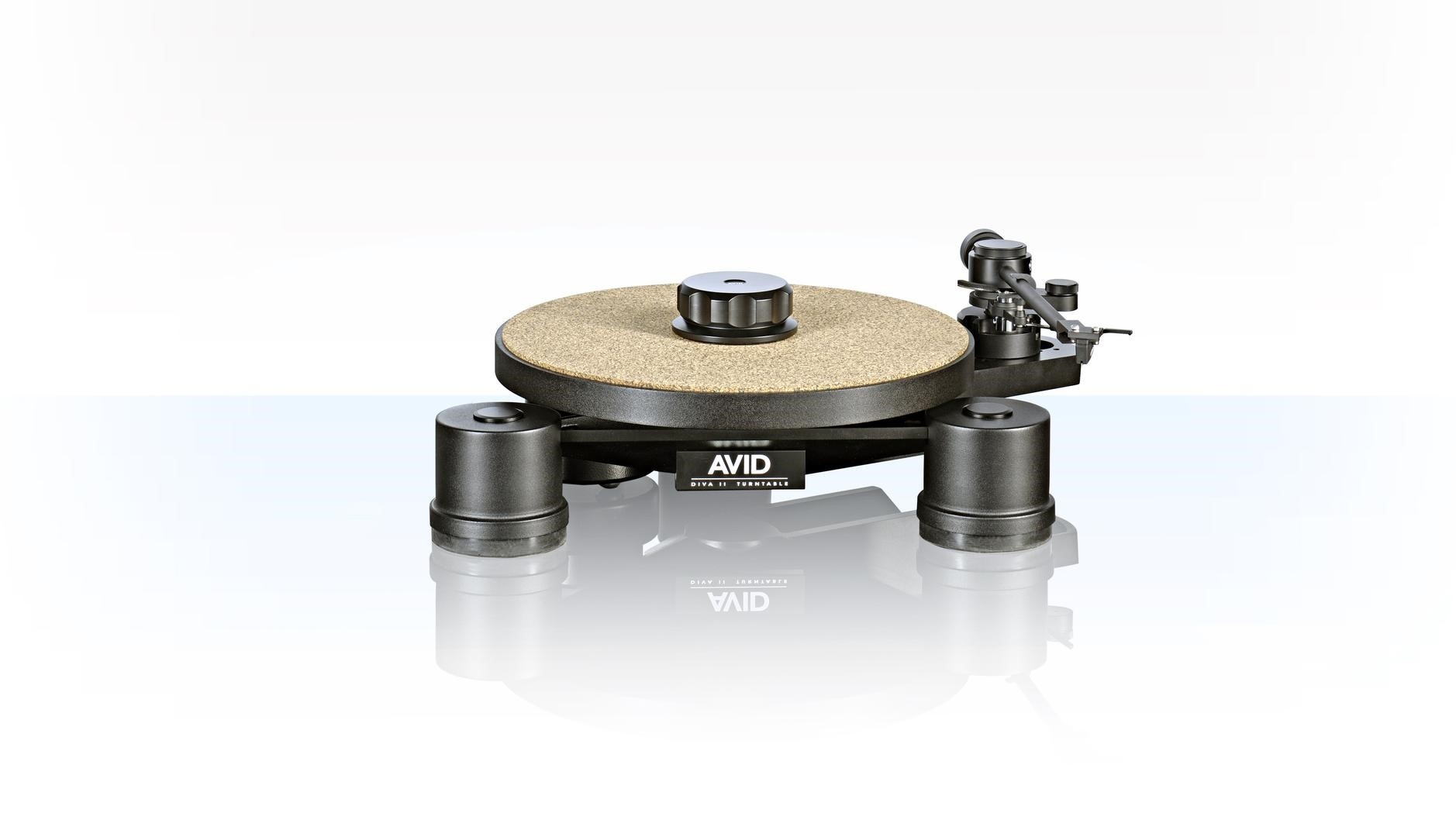 dau dia thanAvid Diva II Turntable tot