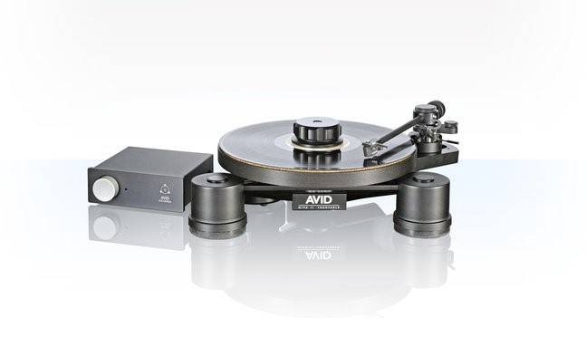 dau dia than Avid Diva II Turntable dep