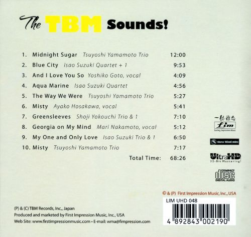 Album The TBM Sound