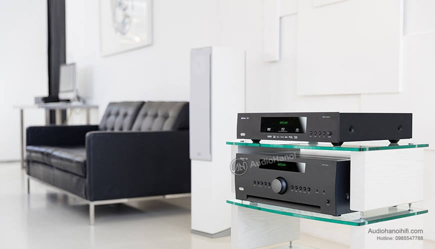 Arcam plus Dirac Live EQ equals a match made in Dolby Atmos