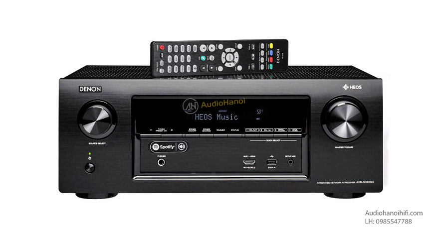 Ampli Denon AVR-X2400H chat luong