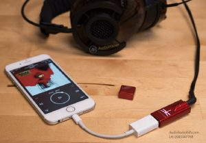 AUDIOQUEST DRAGONFLY – BẠN CHỌN RED HAY BLACK?