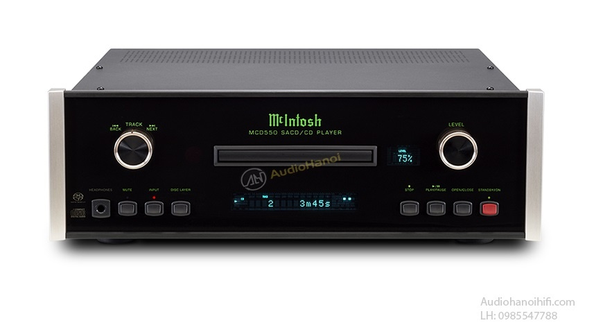 Dau SACD/CD McIntosh MCD550