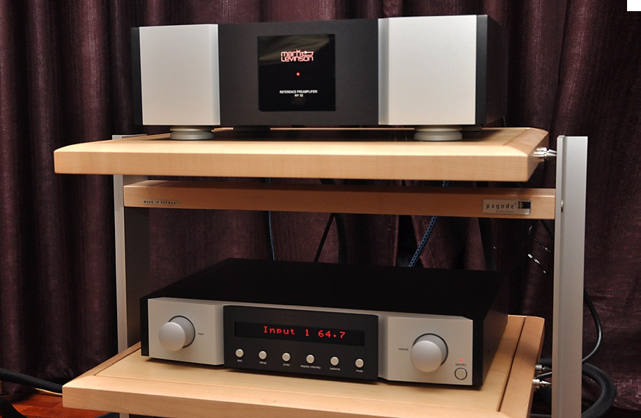 Pre ampli Mark Levinson No.52 chat luong