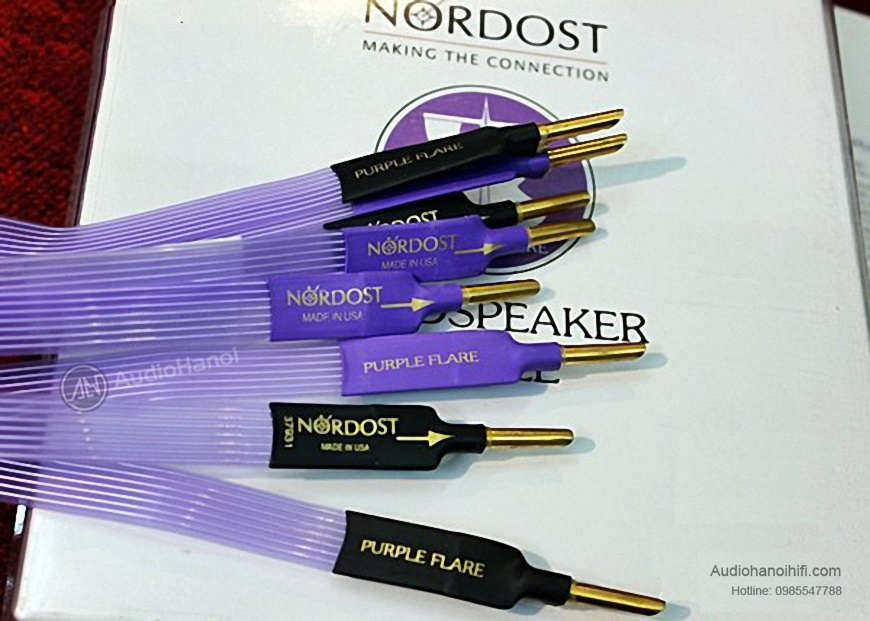 day loa Nordost Purple Flare Leif chat