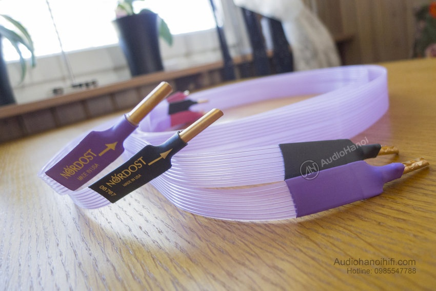 day loa Nordost Purple Flare Leif