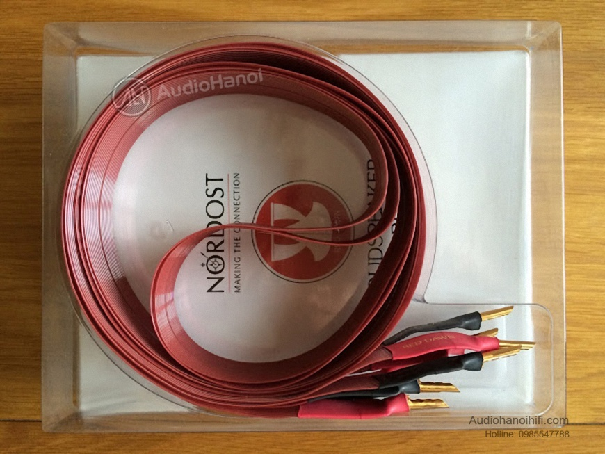 day loa Nordost Red Dawn Leif dam bao