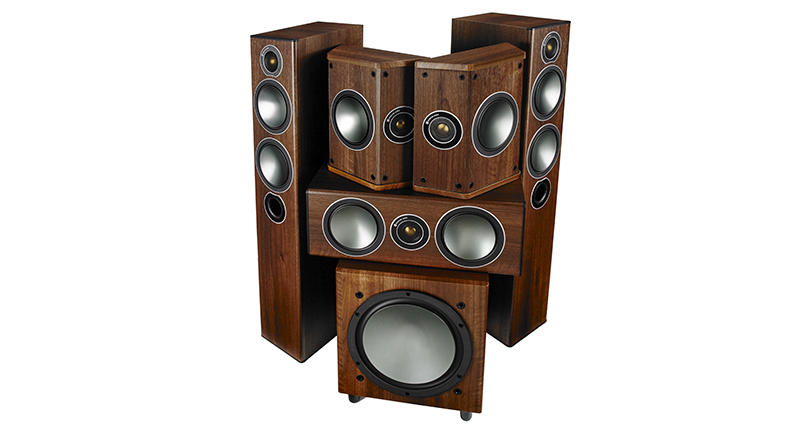 Bo loa monitor audio bronze b5 av5
