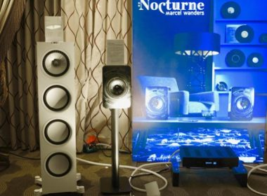 Loa KEF LS50W Nocturne Special Edition