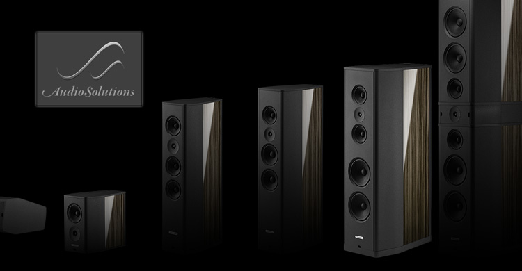 Dong loa AudioSolutions Figaro