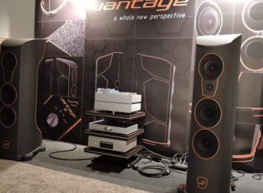 Loa AudioSolutions Vantage L dep