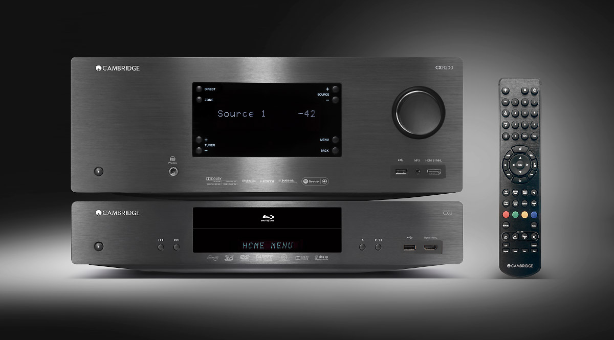 AV Receiver CAMBRIDGE AUDIO CXR120 chat