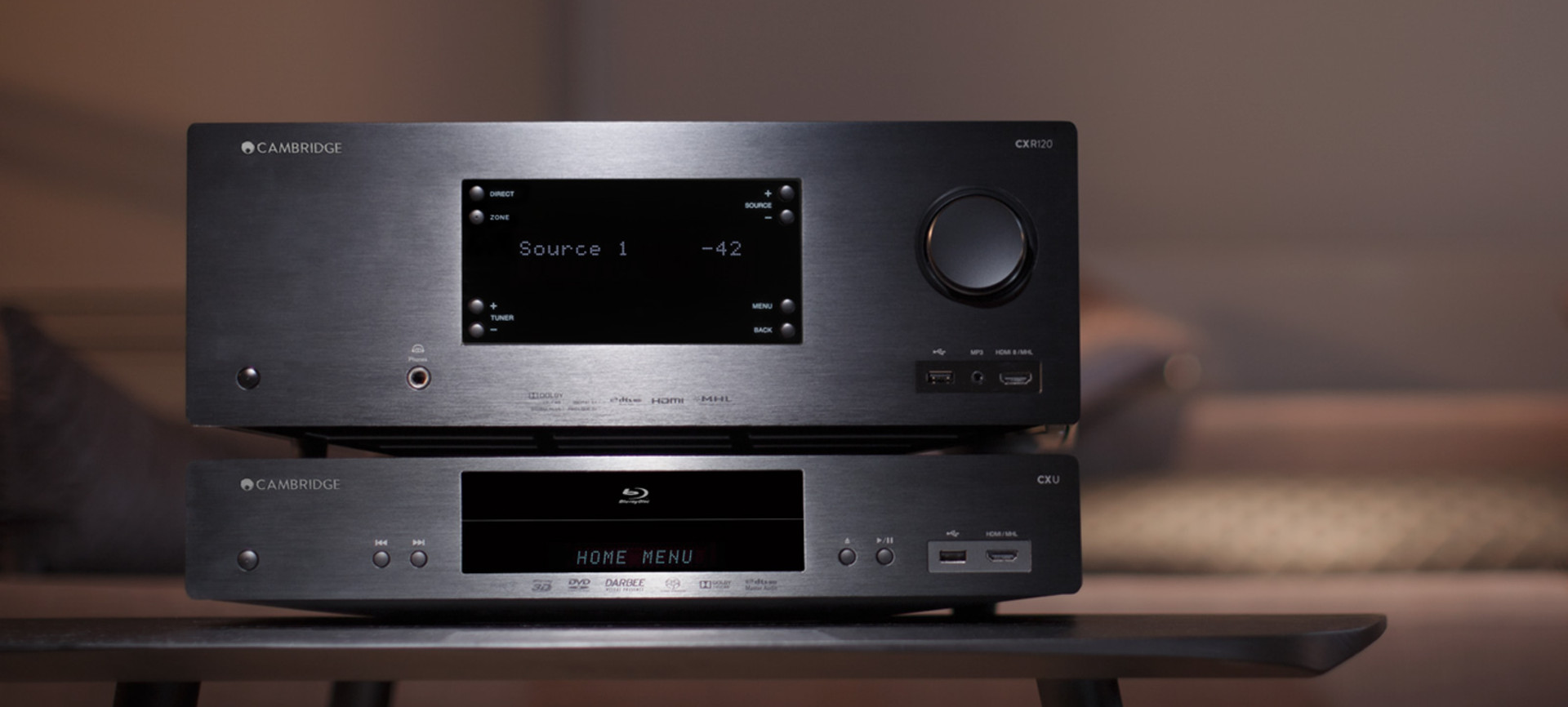 AV Receiver CAMBRIDGE AUDIO CXR120 hay