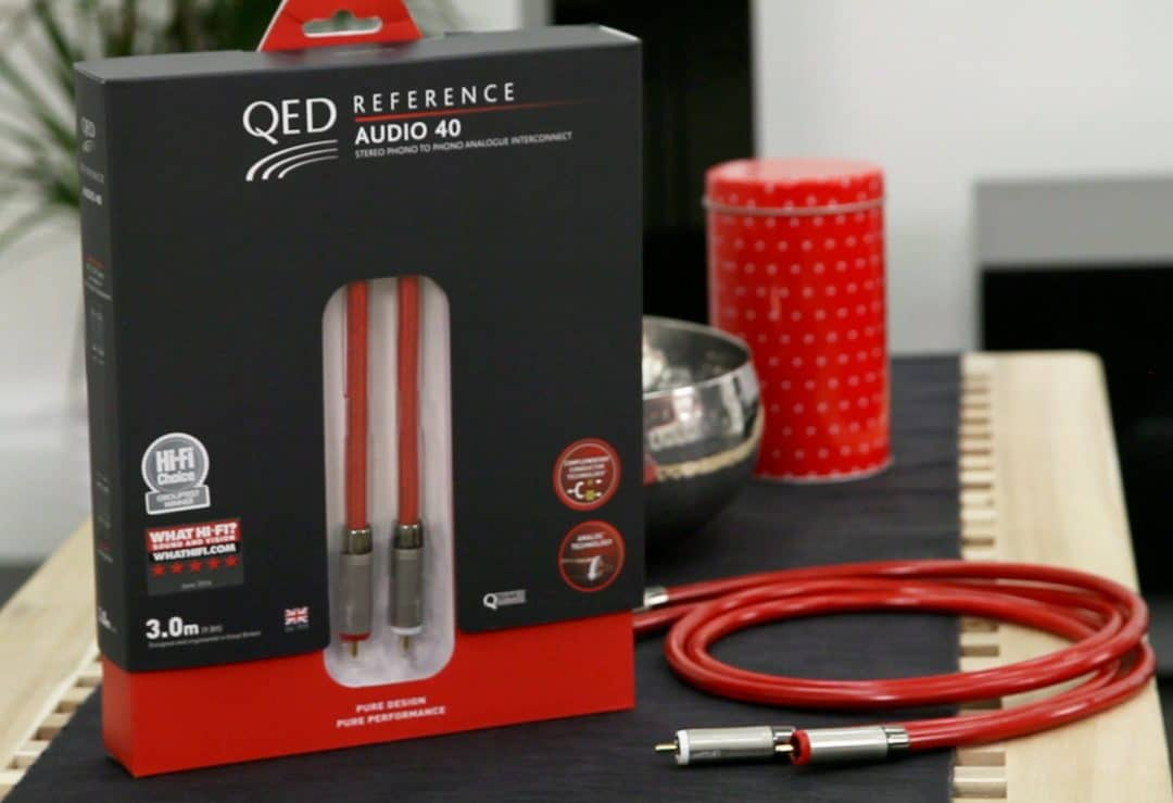 Day QED Reference Audio