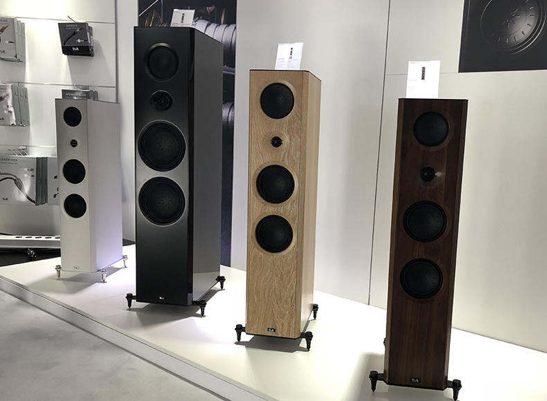 Munich High End Show 2018 chat luong
