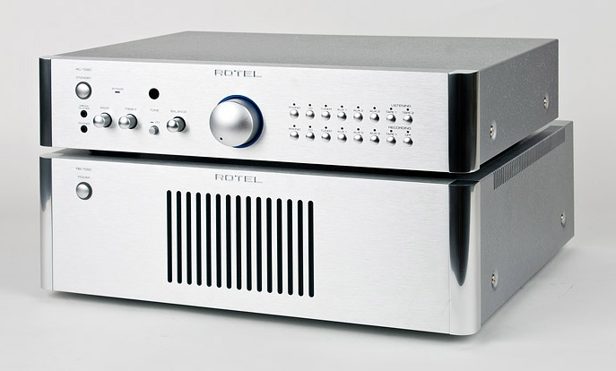 Power ampli Rotel RB-1552 MkII