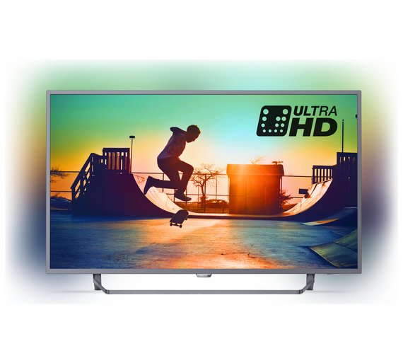TV Philips 50PUS6272