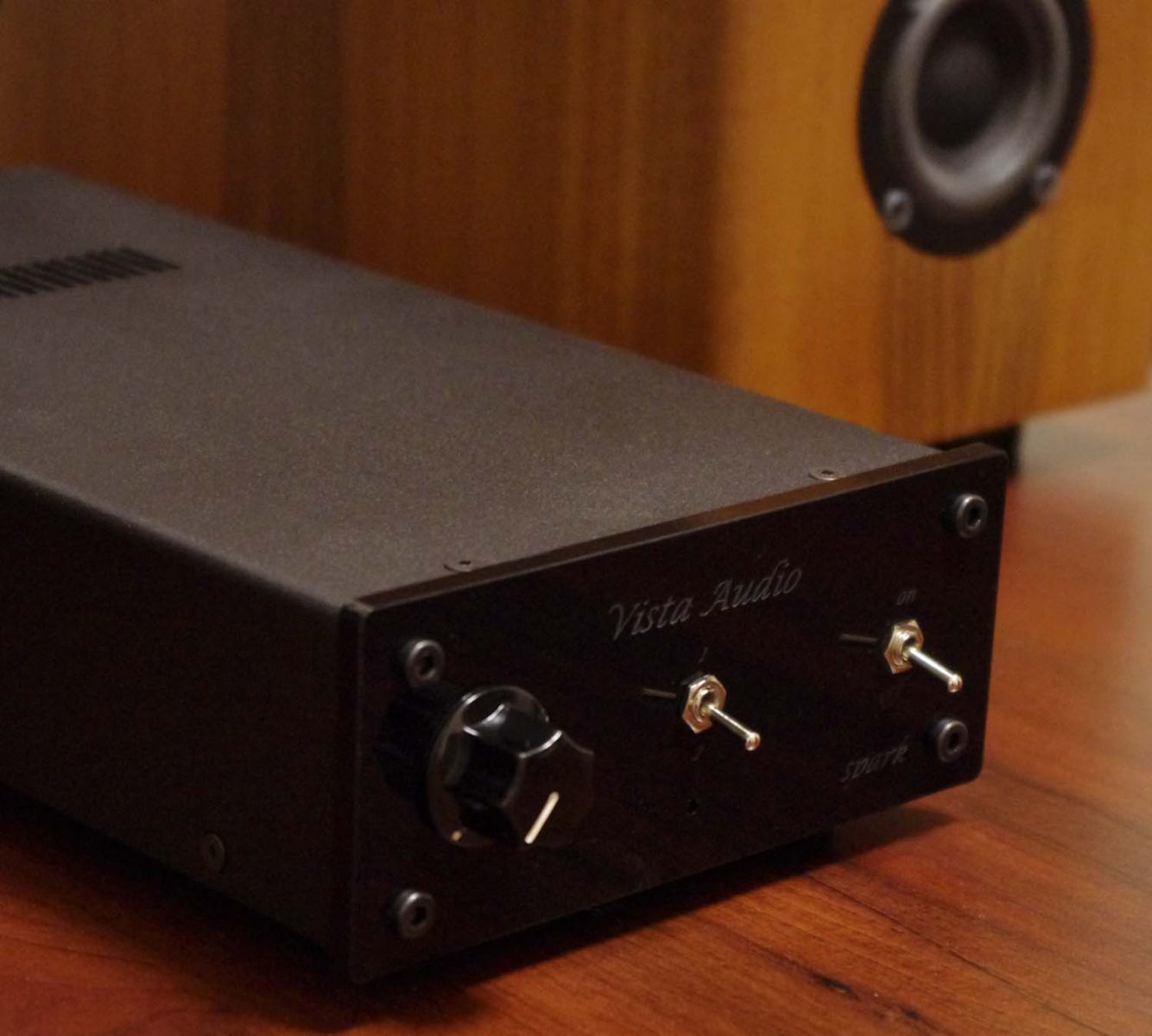 Ampli Vista Audio Spark chat