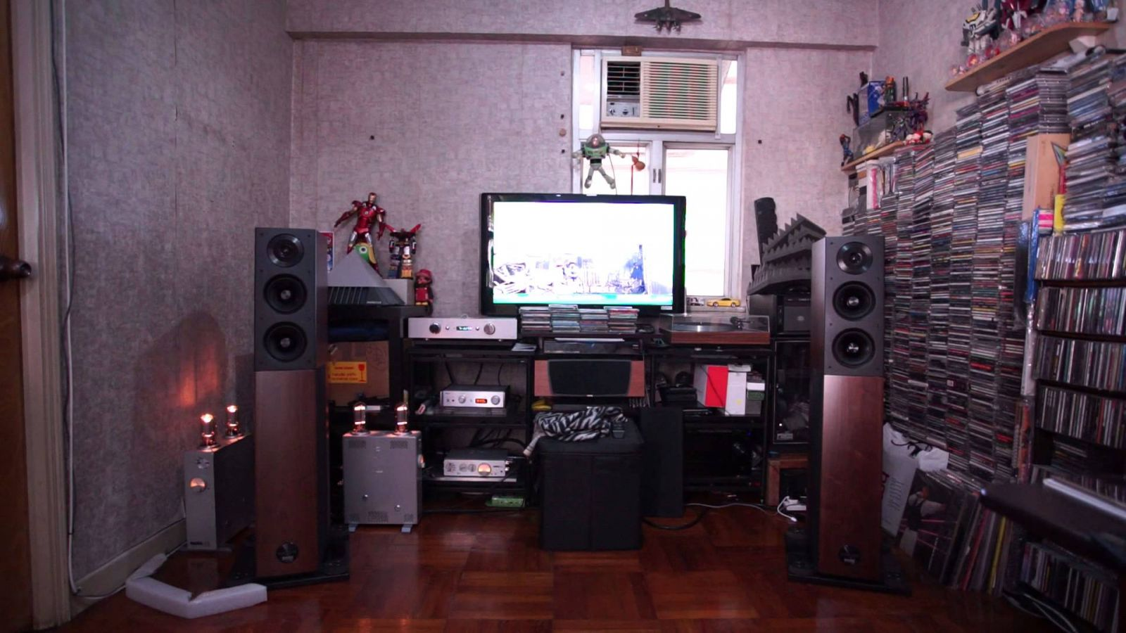 Loa Audio Physic Avantera plus+ tot