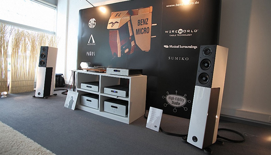 Loa Audio Physic Avantera plus+ dep