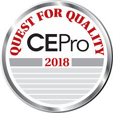 Quest for Quality Awards Category Kudos