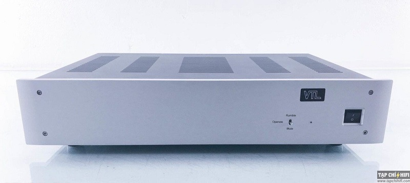 Phono pre ampli VTL TP-2.5 Series II chat