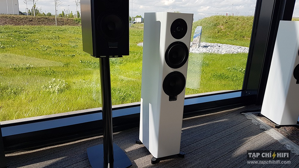Loa Dynaudio Xeo 30 chat