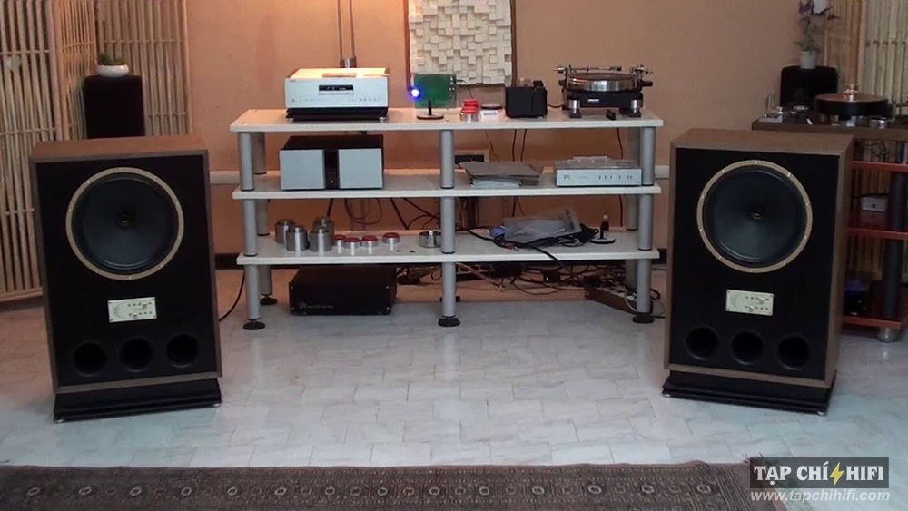 Loa Tannoy Legacy Arden chat