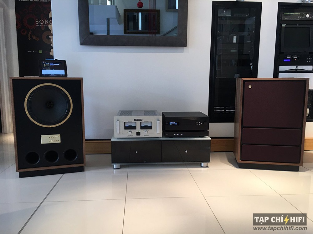 Loa Tannoy Legacy Arden tot