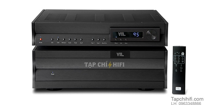 Pre ampli VTL TL7.5 Series III Reference