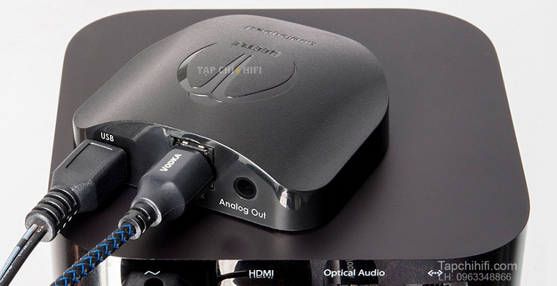 AudioQuest USB Beetle DAC dep